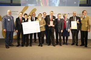 Münsteraner Hilfsorganisationen gewinnen 3. Platz