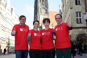 Hilfsorganisationen-112-Tag