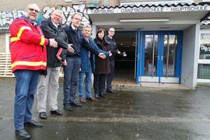 Neue Notunterkunft in Münster steht bereit
